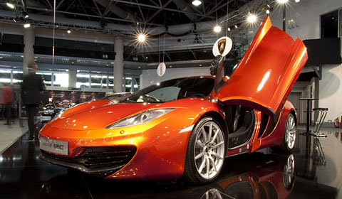 Top Marques 2012 McLaren MP4-12C