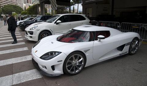 Monaco 2012: Test Drive Pit