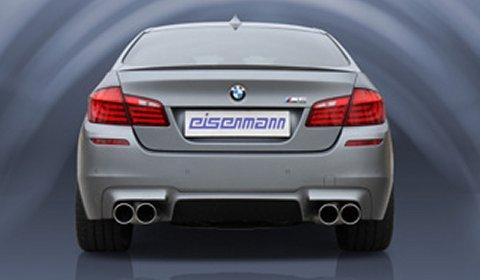 Eisenmann Rear Muffler for BMW F10M M5