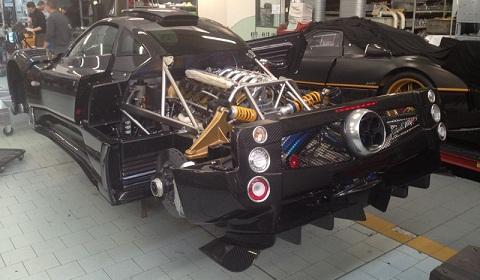 Extreme Pagani Zonda 760 RS