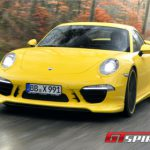 First Drive TechArt Program for 2012 Porsche 911 (991) 01