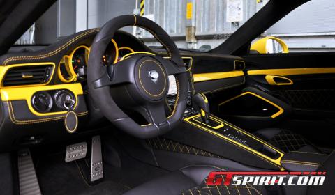 First Drive TechArt Program for 2012 Porsche 911 (991) 03