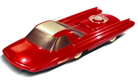 Ford Nucleon ‒ The Atomic Car