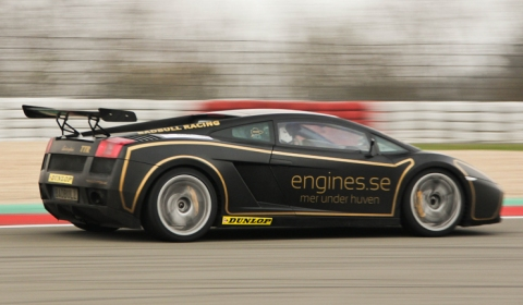 Gran Turismo Nurburgring 2012 by Mitch Wilschut