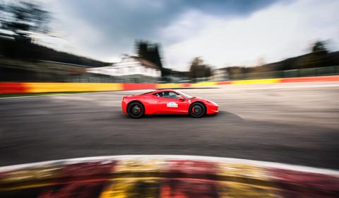 Gran Turismo Spa 2012