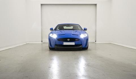 Jaguar XKR-S Photoshoot by Spyker Force