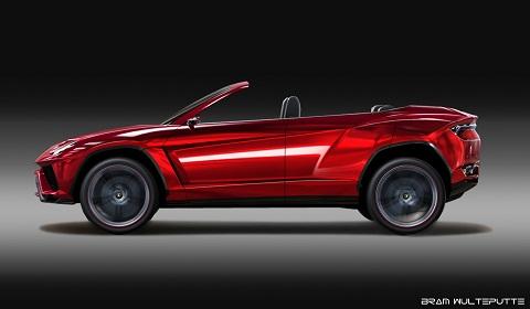 Lamborghini Urus Cabriolet
