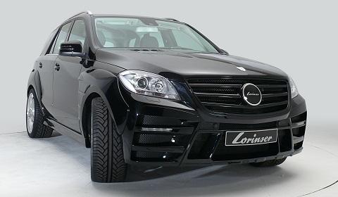 Lorinser Widebody Mercedes-Benz ML Class