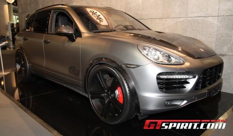 Monaco 2012 DMC Terra 650 Porsche Cayenne Turbo