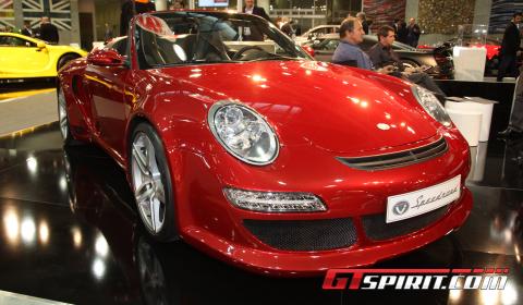 Monaco 2012 Delavilla SpeedRoad VRS