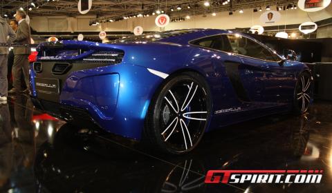 Monaco 2012 Gemballa GT McLaren MP4-12C Aerokit