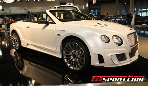 Monaco 2012 Mansory Bentley Continental GT