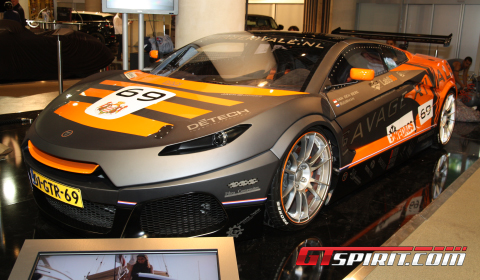 Monaco 2012 Savage Rivale GTR