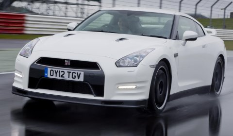 Nissan GT-R Track Pack Available at 22 High Performance Centers