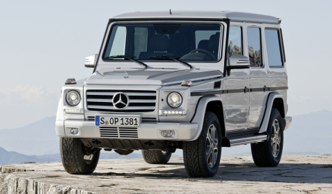 Official 2013 Mercedes-Benz G-Class with G 63 AMG and G 65 AMG