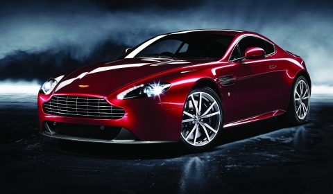Official Aston Martin Dragon 88 Limited Edition Models