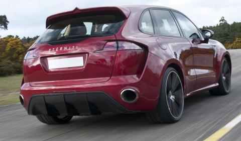 Official Eterniti Motors Artemis Production Model