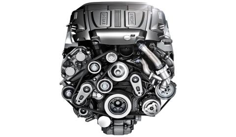 Official New 3.0 Liter Supercharged V6 Engine for Jaguar F-Type
