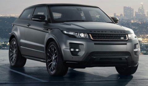 Official Range Rover Evoque Victoria Beckham Edition