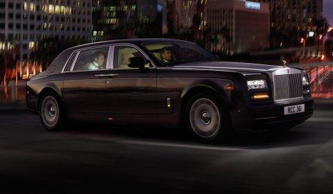 Official Rolls-Royce Phantom Extended Wheelbase Series II Facelift