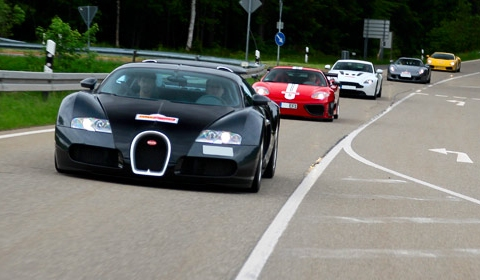Rallye Germania 2012 with Track Day at Nurburgring 02
