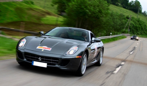 Rallye Germania 2012 with Track Day at Nurburgring