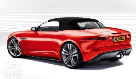 Render 2013 Jaguar F-Type 01