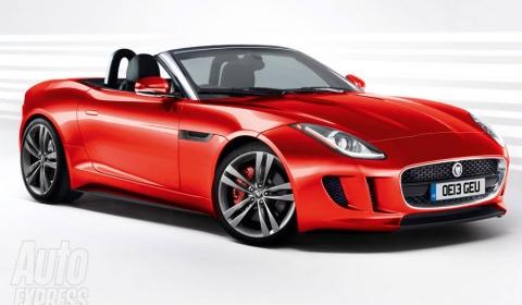 Render 2013 Jaguar F-Type