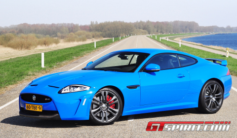 Road Test 2011 Jaguar XKR-S 01