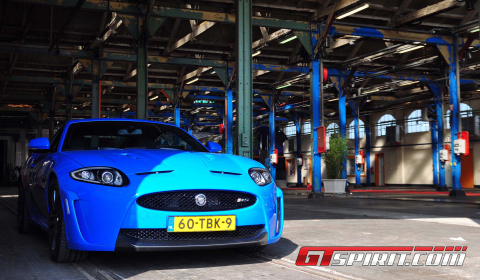 Road Test 2011 Jaguar XKR-S 03