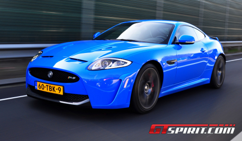 Road Test 2011 Jaguar XKR-S