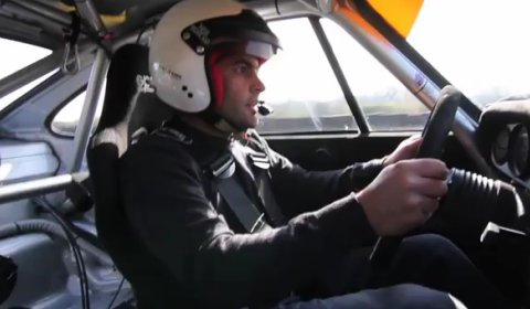 Video Chris Harris Drives Tuthill 911 Historic Rally Car