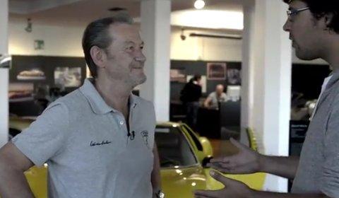 Video The Man Who Defines Lamborghini - Valentino Balboni