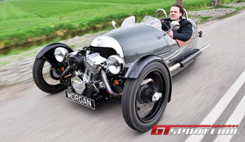 Road Test Morgan 3 Wheeler