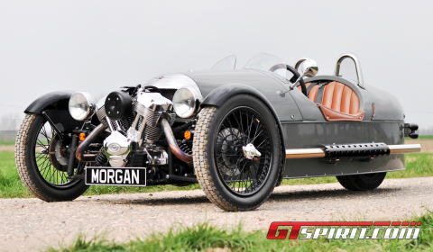 Road Test Morgan 3 Wheeler 01