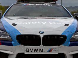 2013 BMW M6 MotoGP Safety Car Live at M Festival