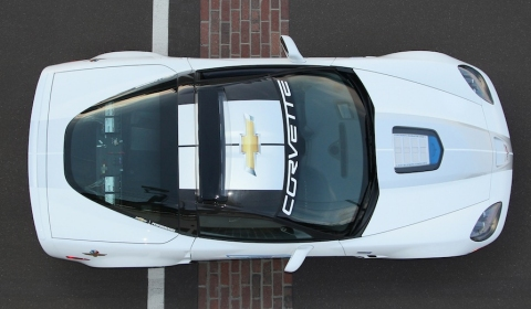 2013 Chevrolet Corvette ZR1 Pace Car at 96th Indy 500 01
