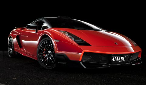 Amari Design Lamborghini Gallardo Invidia 540 Edition