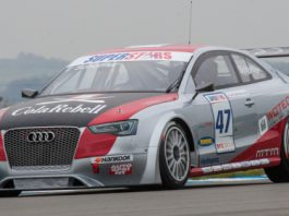 Audi Dominate Donington International Superstars Series