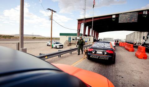 DTA at the Border Patrol