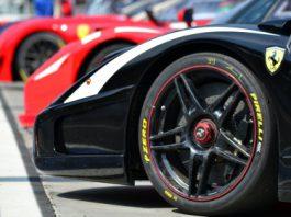 Ferrari Corse Clienti at the Monza Race Track