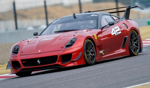 Ferrari Racing Days Returns to Silverstone.