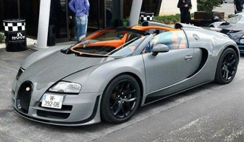First Drive in Bugatti Veyron Grand Sport Vitesse