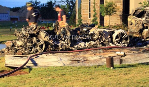 Fisker Karma to Blame for Texas House Fire