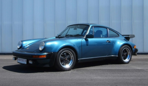 For Sale Bill Gates Porsche 911 Turbo up For Auction