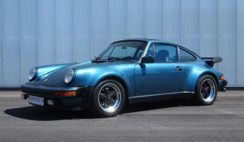 For Sale Bill Gates Porsche 911 Turbo up For Auction