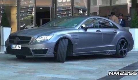 GSC Mercedes Benz CLS 63 AMG
