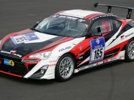 GT86 and LFA Ready for Nurburgring 24 Hours