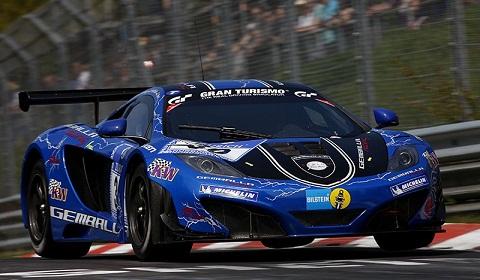 Gemballa Racing McLaren
