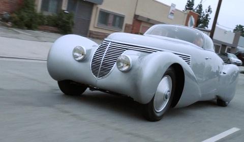 Hispano-Suiza Dubonnet Xenia in Jay Leno's Garage